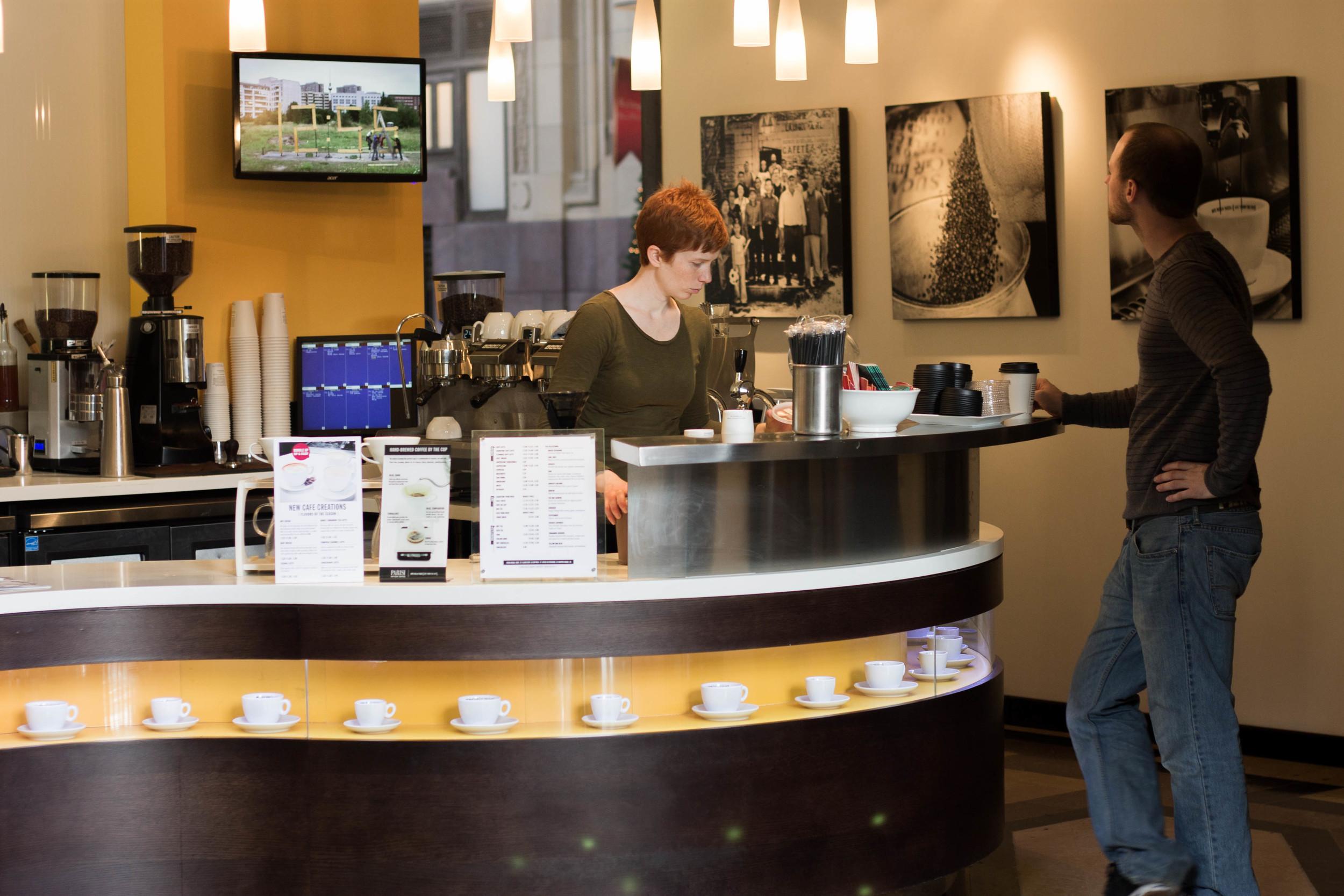 Parisi Coffee Bar
