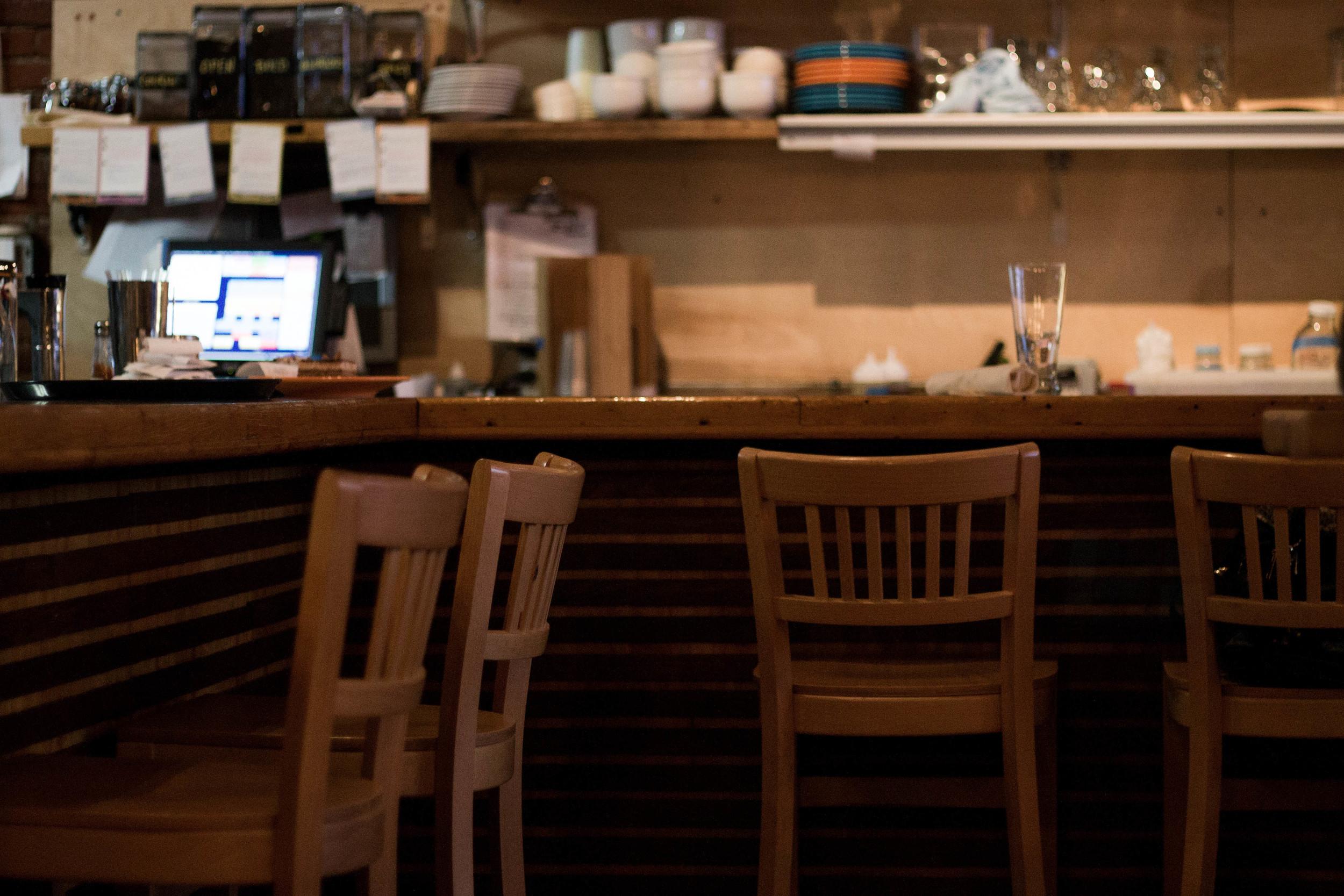 Juice Bar at Cafe Gratitude