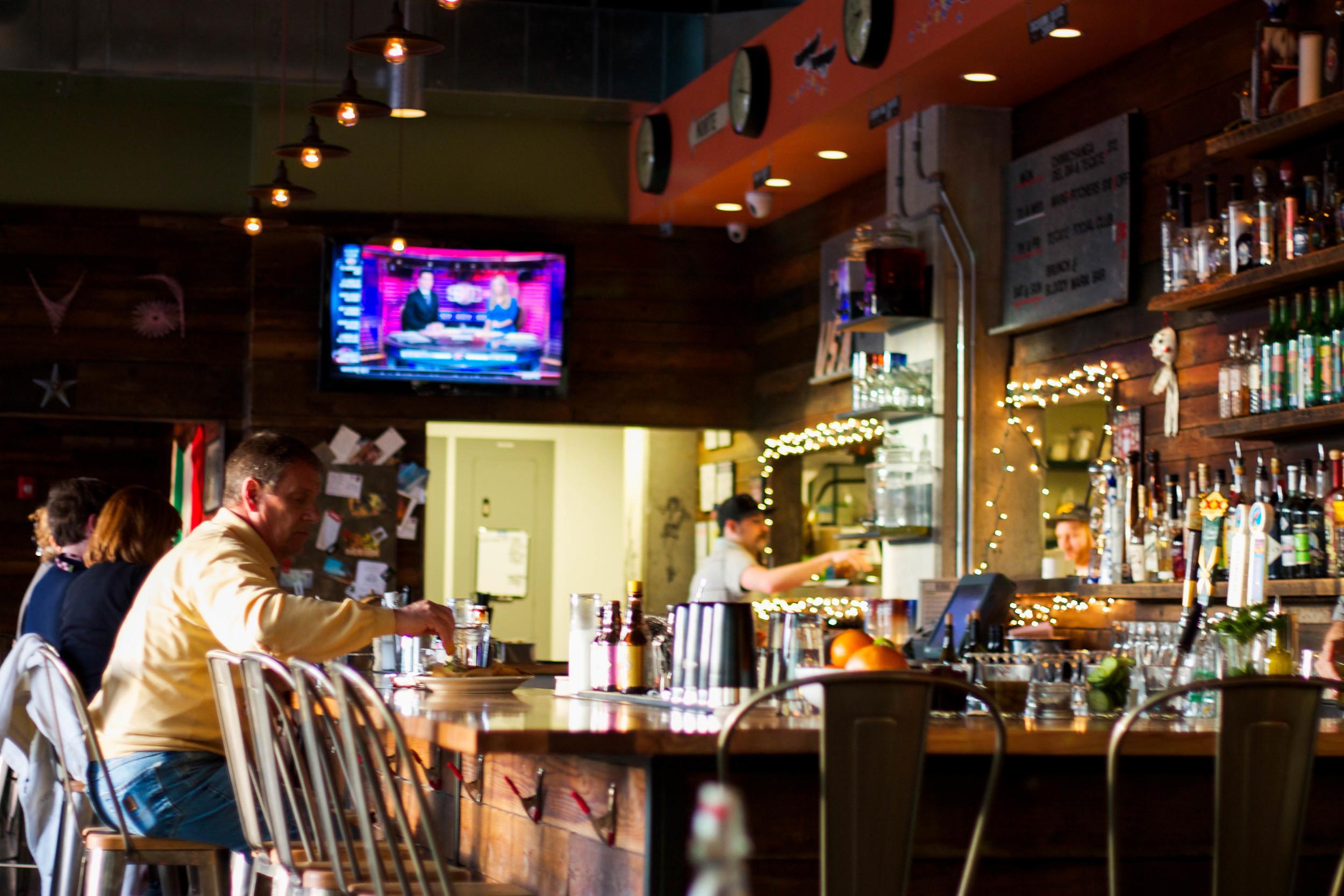 Port Fonda Bar