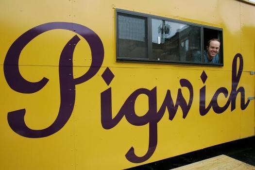 Pigwhich Food Truck