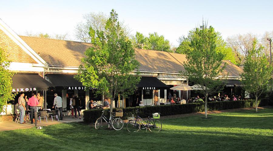 Aixois Cafe (Photo Credit Kansas Travel)