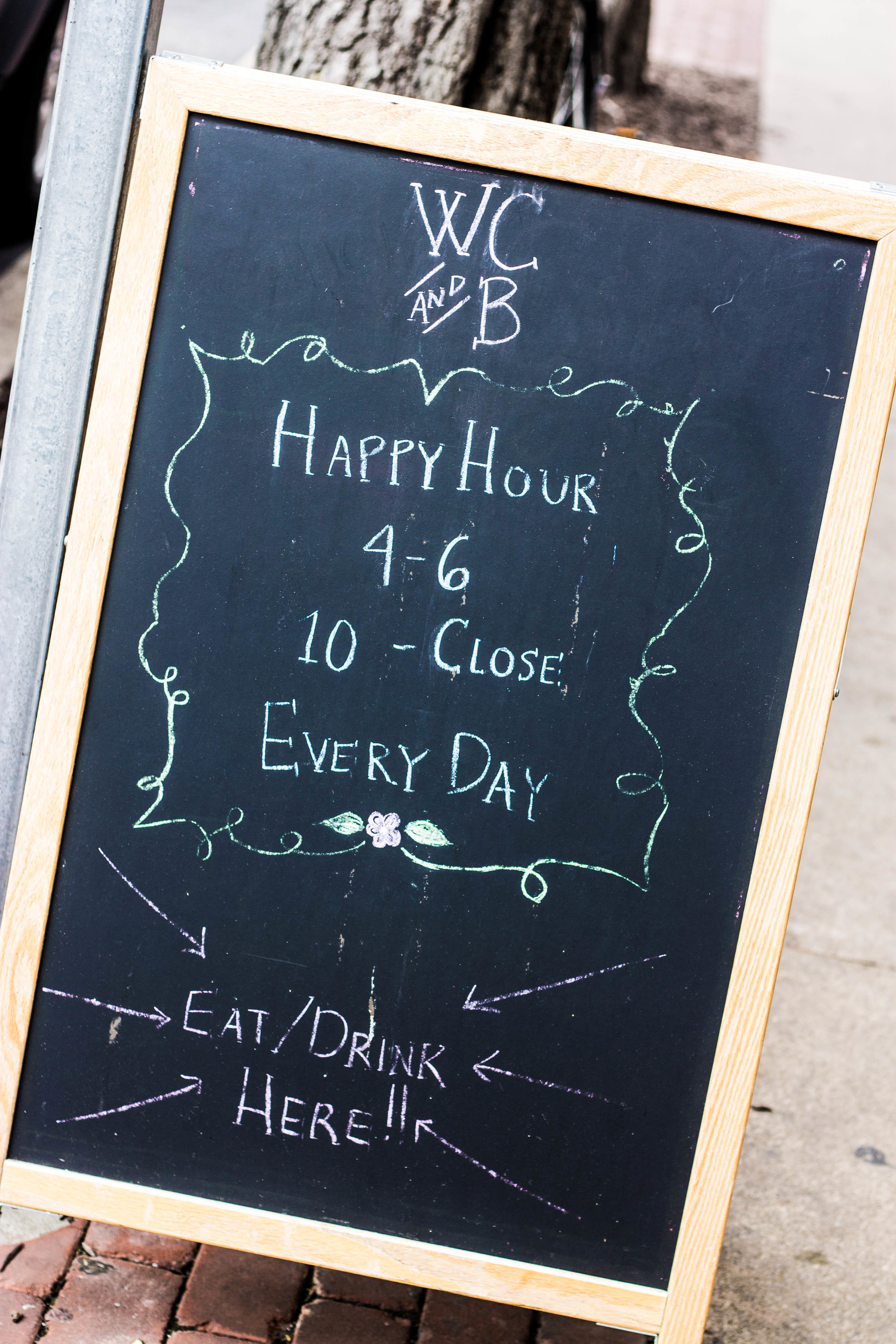 Happy Hour at Westport Cafe and Bar