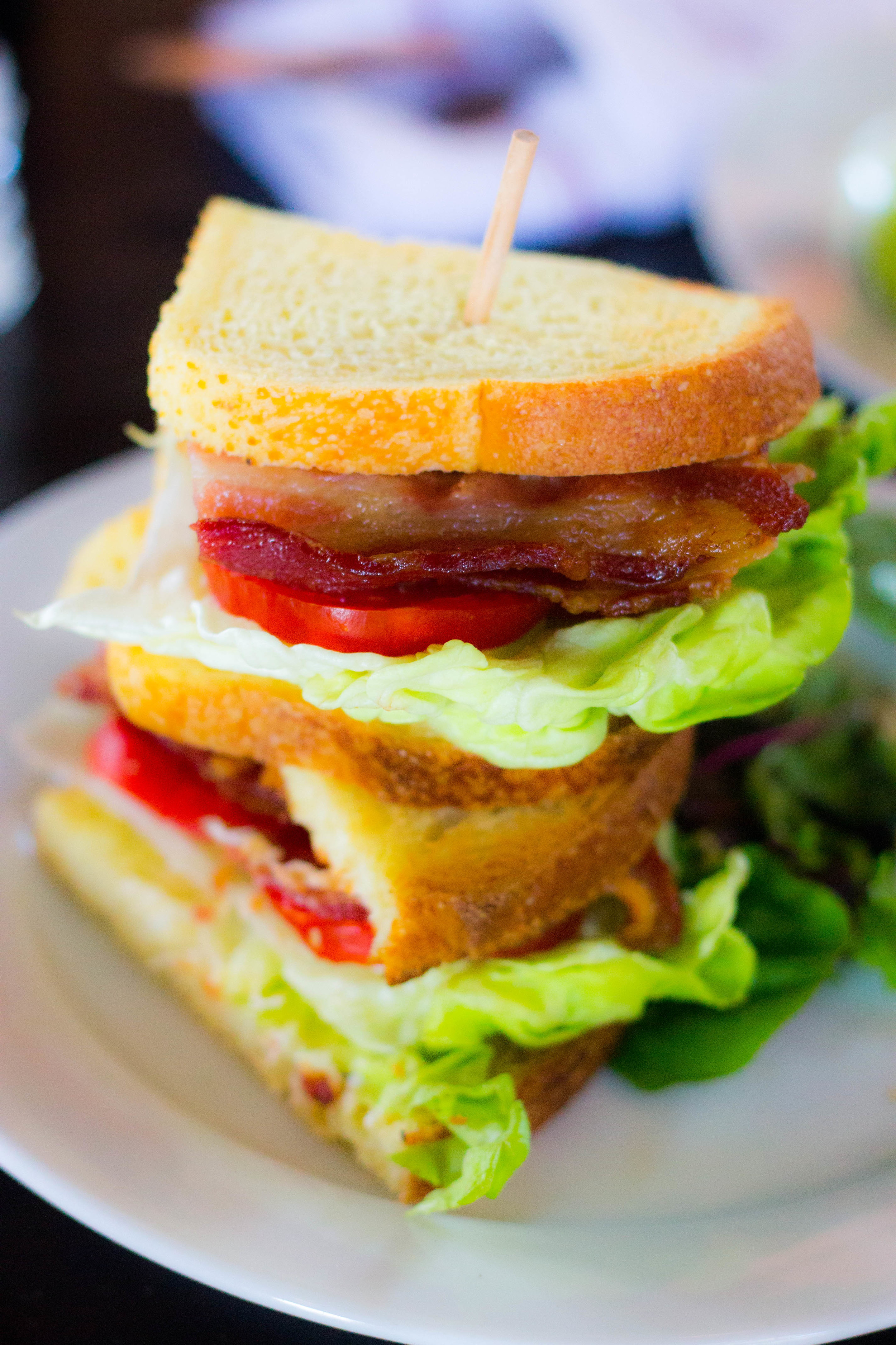BLT at Genessee Royale