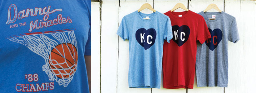 Unique Kansas City T-Shirts Taking Over Town