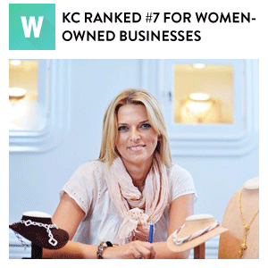KC Ranked for Women-Owned Businesses