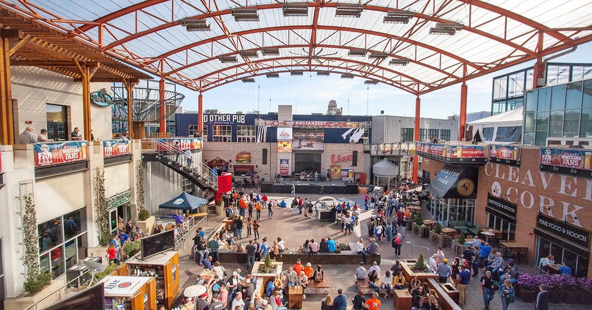 The Best Kansas City Sports Bars