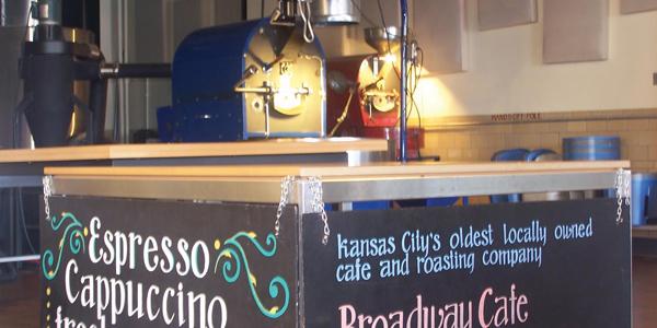 Broadway Cafe in Westport