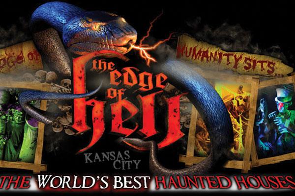 Edge of Hell Haunted House Kansas City