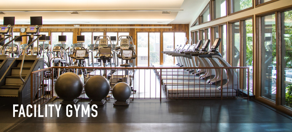 photo: woodside health & tennis club - westwood