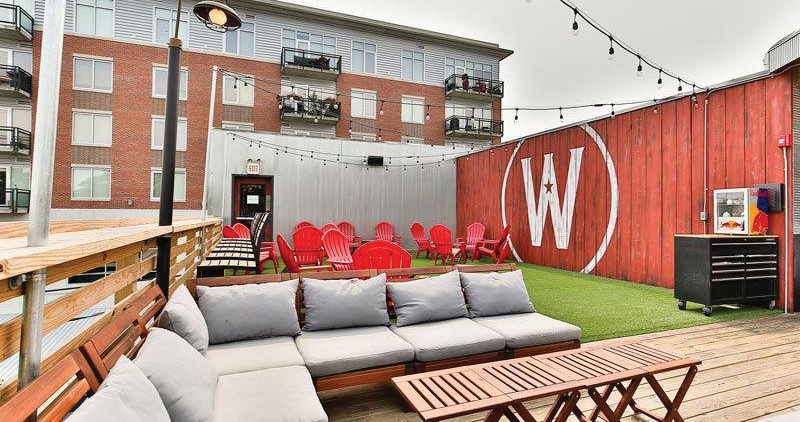 Best Restaurant Patios in Kansas City
