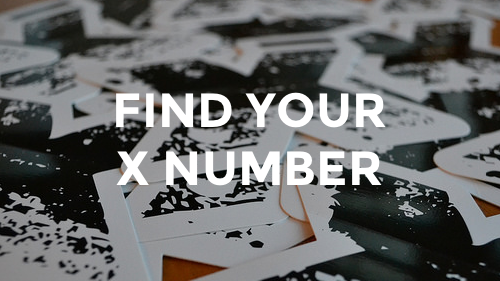 Find Your X Number.png