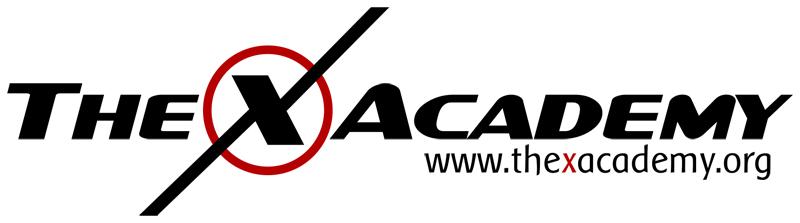 The X Academy official logo (.JPG)