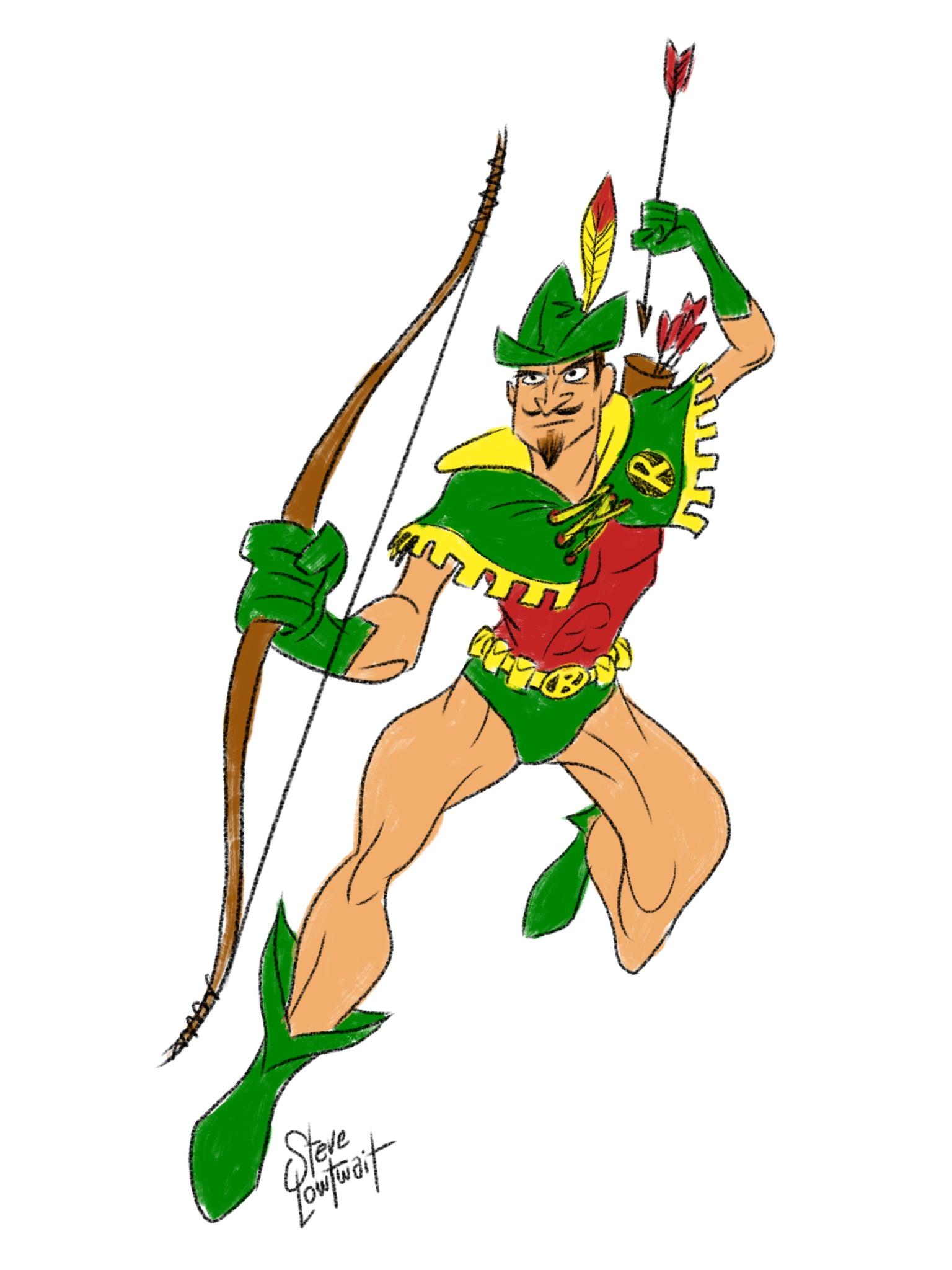 Robin Robin Hood