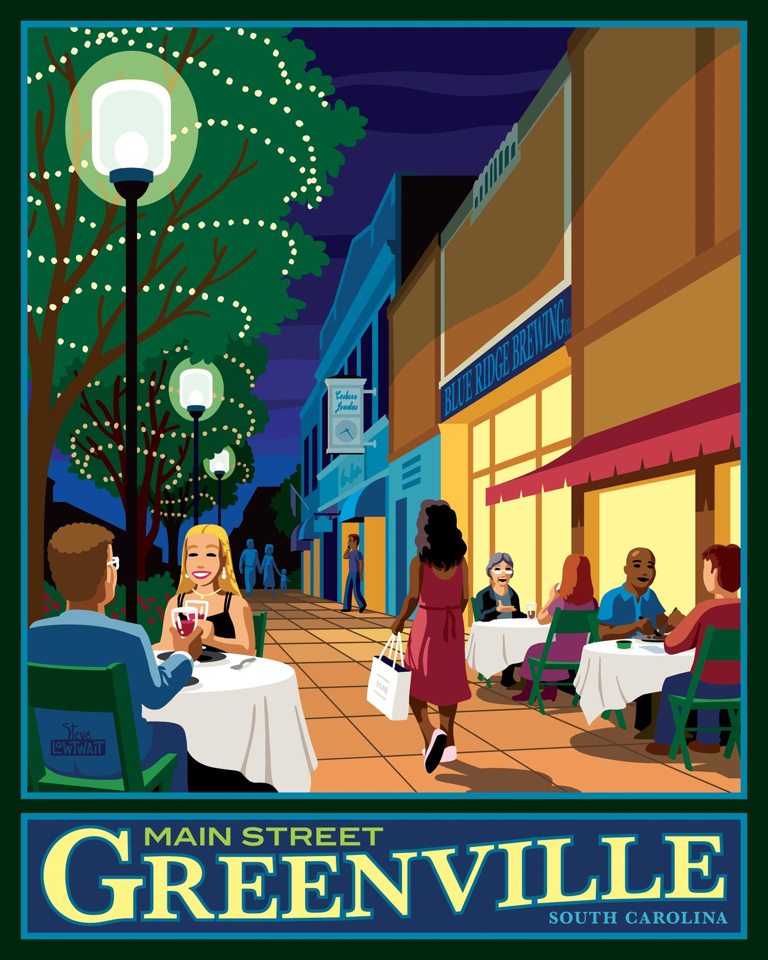 Greenville, South Carolina •  Private commission