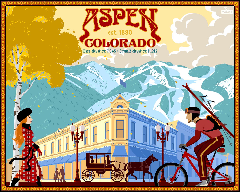 Aspen, Colorado •  Buy