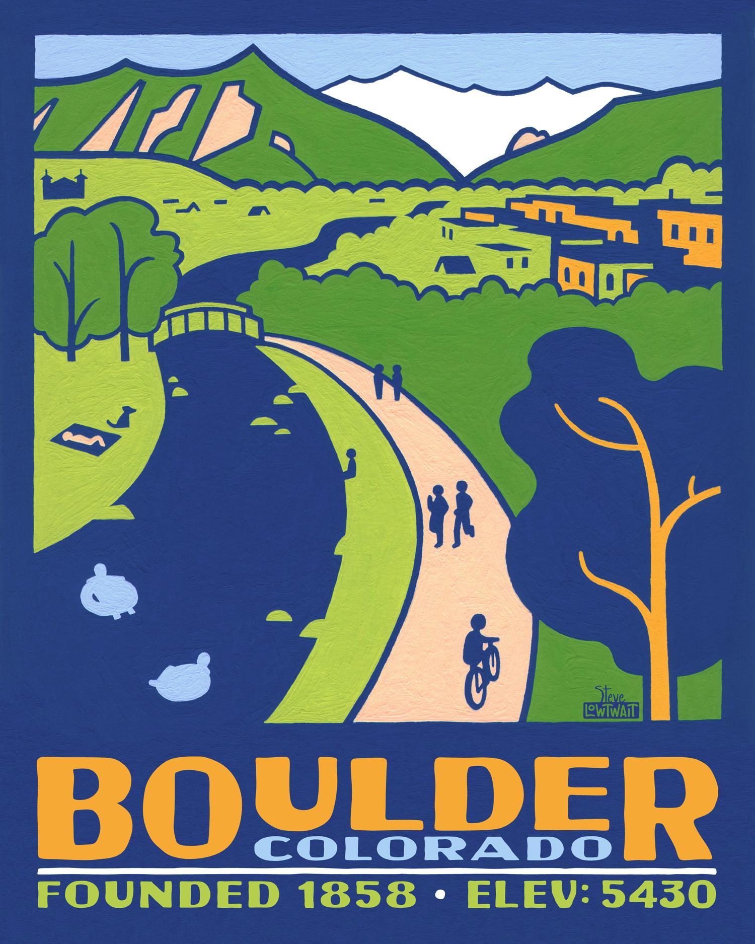 Boulder, Colorado •  Buy
