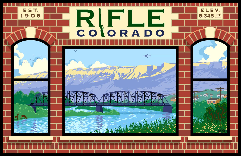 Rifle, Colorado •  Buy