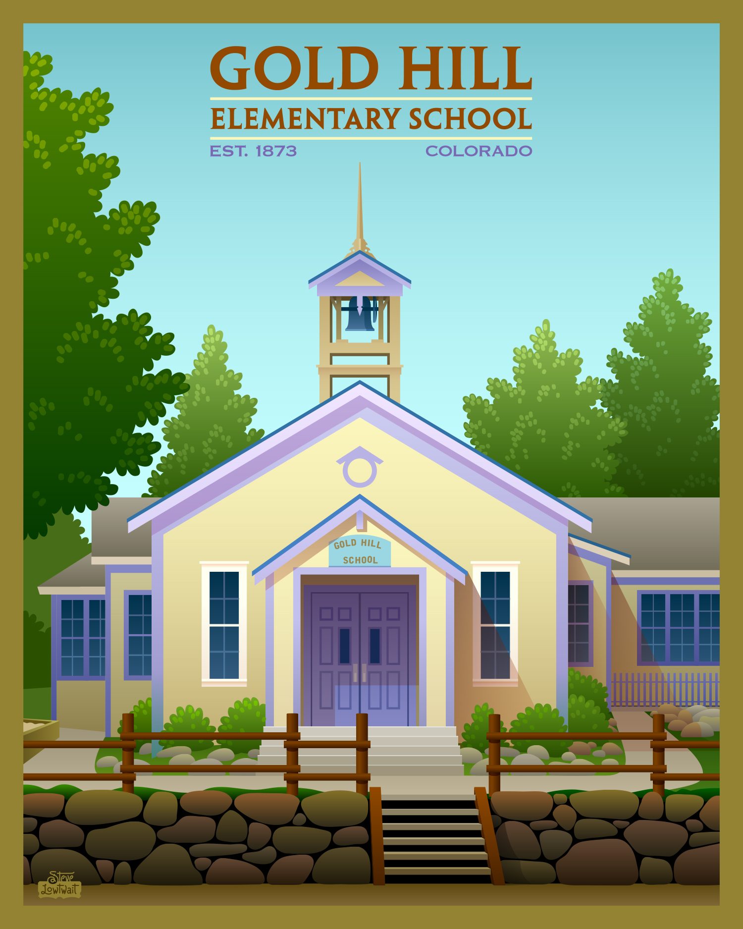 Gold Hill Elementary School