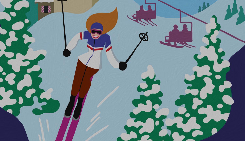 Ski Posters -