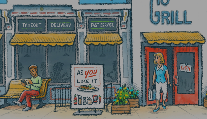 Restaurant Ordering App -
