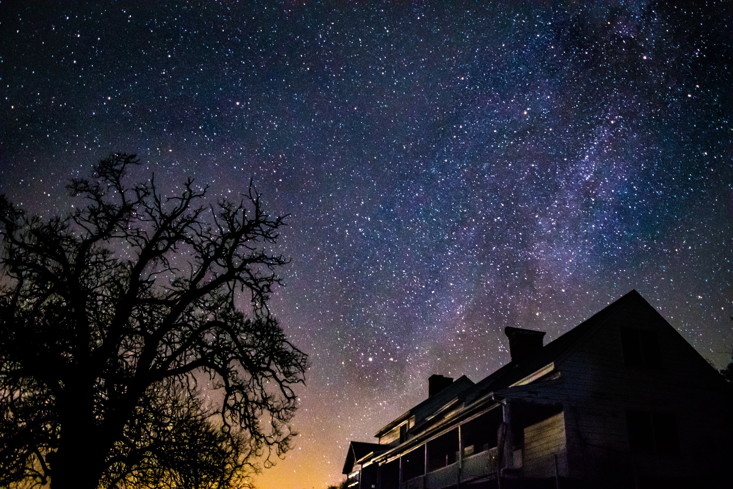 Mattherws Milky Way