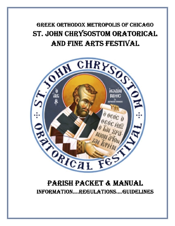 Click the image to download the Parish Packet and Manual
