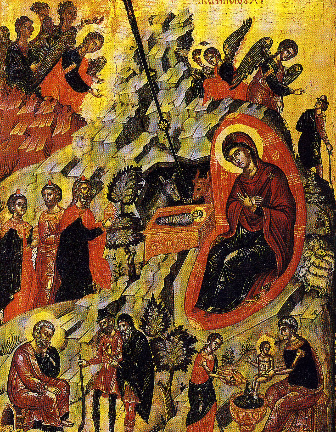The Nativity of our Lord