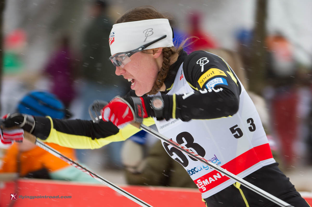 Photo Credit: FlyingPoint Road  Location: World Cup-- Quebec City Sprint
