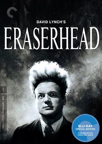 Criterion Eraserhead Blu Ray