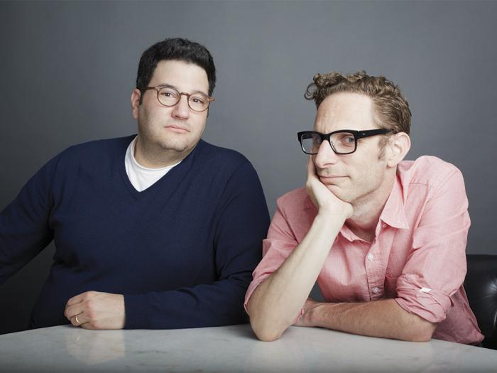 Jack Amiel and Michael Begler