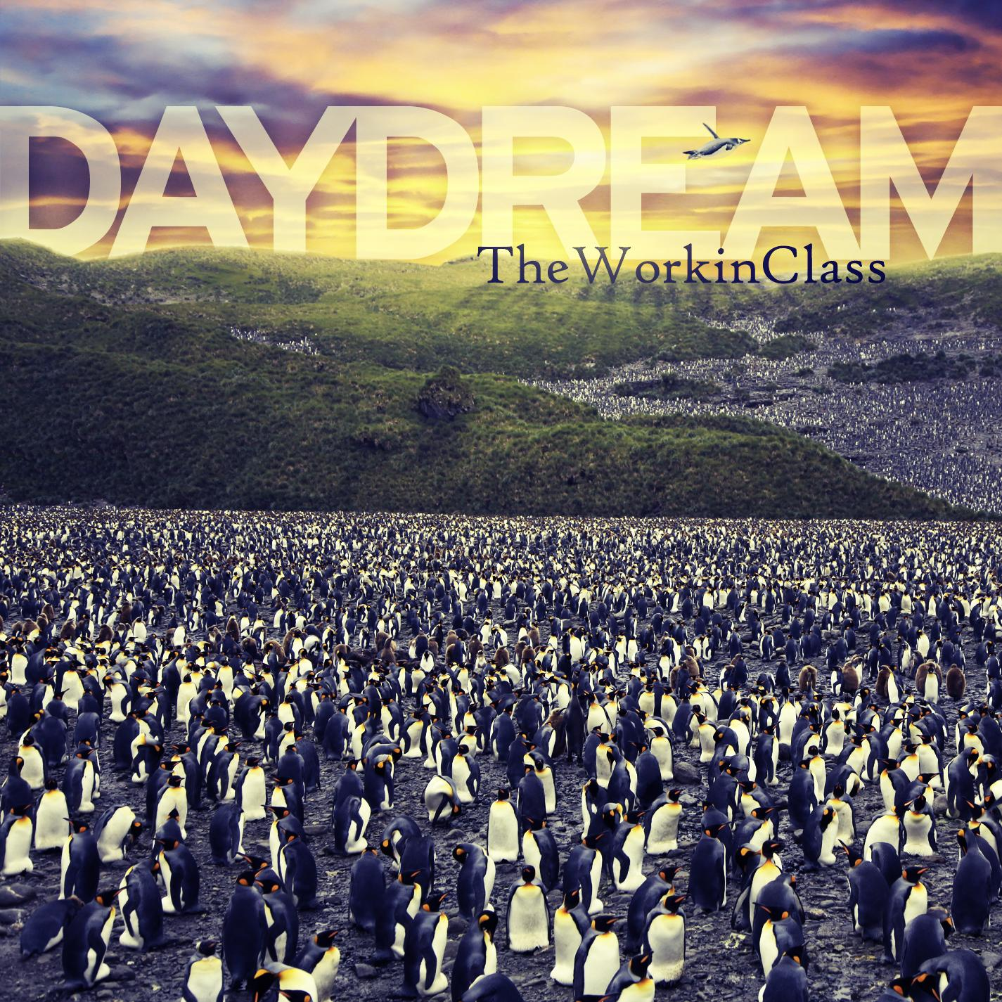 The Workin Class Daydream EP album art July 4 hip hop