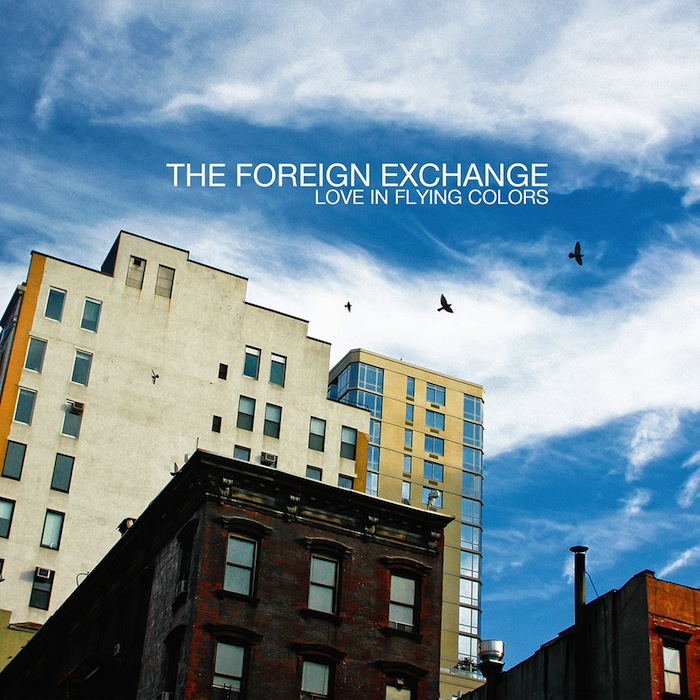 The Foreign Exchange Love In Flying Colors album art