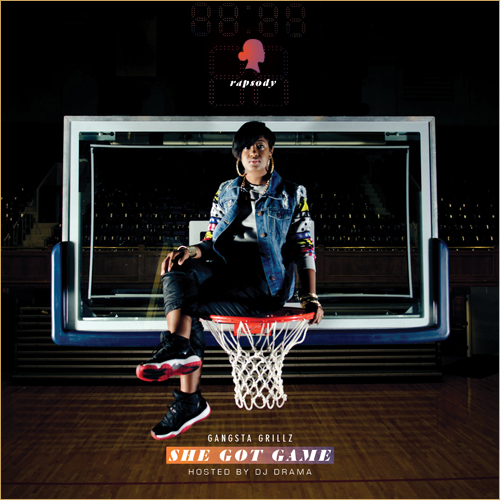 Rapsody She Got Game exclusive official interview hip hop female mc emcee