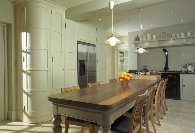 Hertfordshire kitchen
