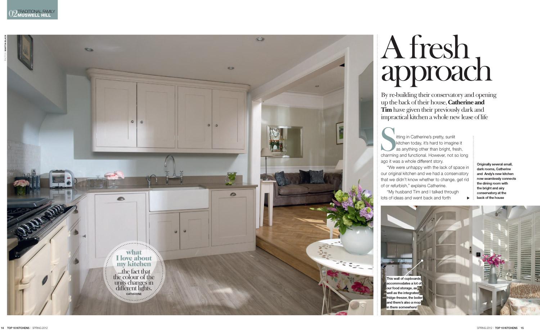 Top 10 Kitchens Magazine: Spring 2012  Download PDF [4.4 MB]