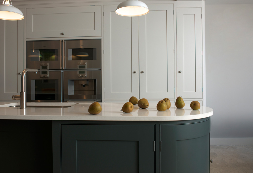 Holland Park kitchen