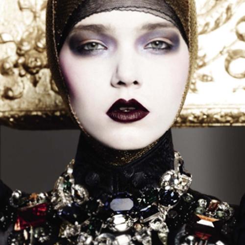Vogue Italia, with Ben Hassett & Patti Wilson.