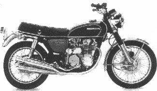 1974  CB550 K0