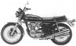 1977 CB550K3