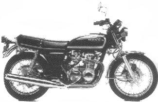 1977 CB550 F2