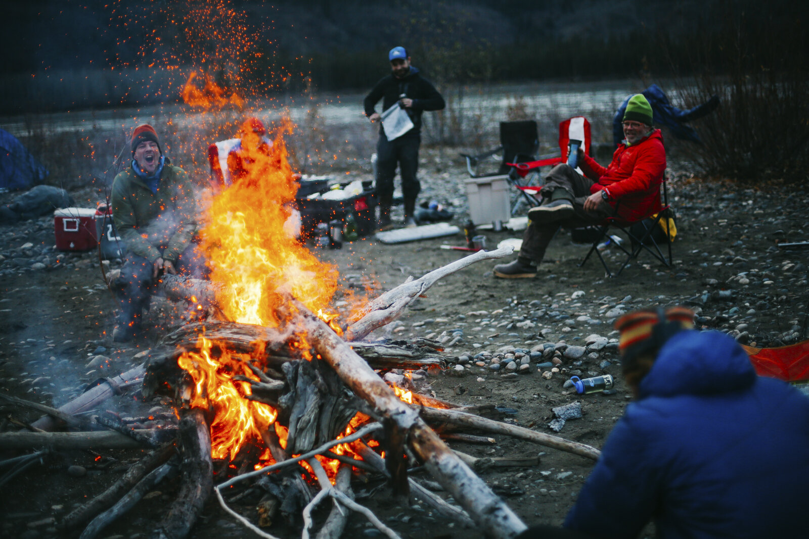 How To: Watch Someone Else Build A Campfire -