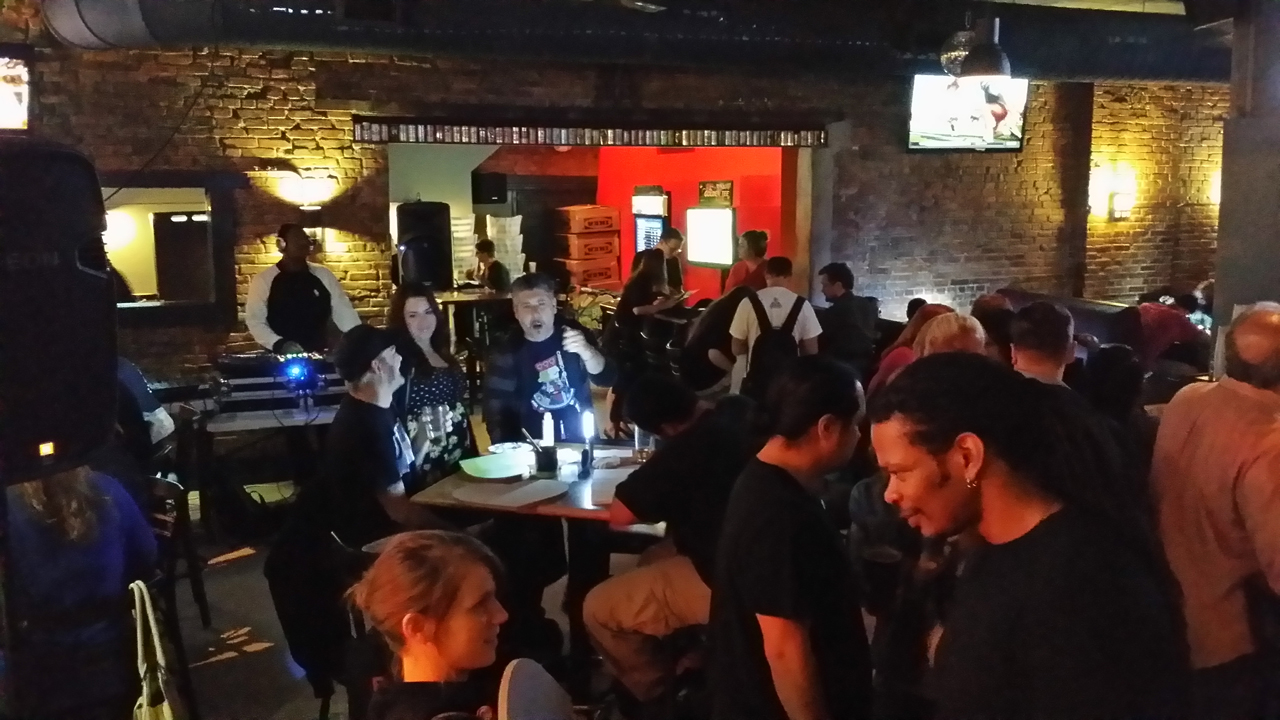 Everyone loves to Drink and Draw!