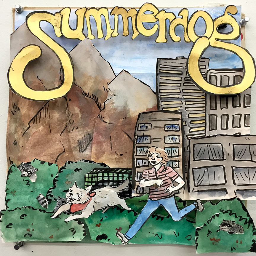 Summerdog / Purps Percival