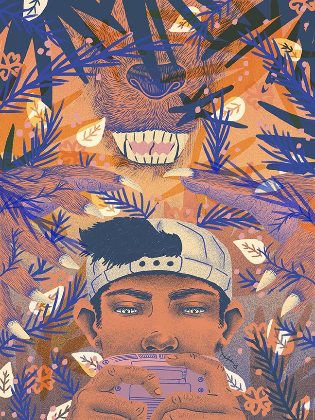 Steven Javon Bolds, senior / stevenjavon.tumblr.com