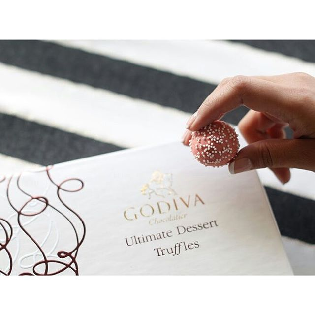 Cheat day? Indulge with this delicious treat from Godiva.
