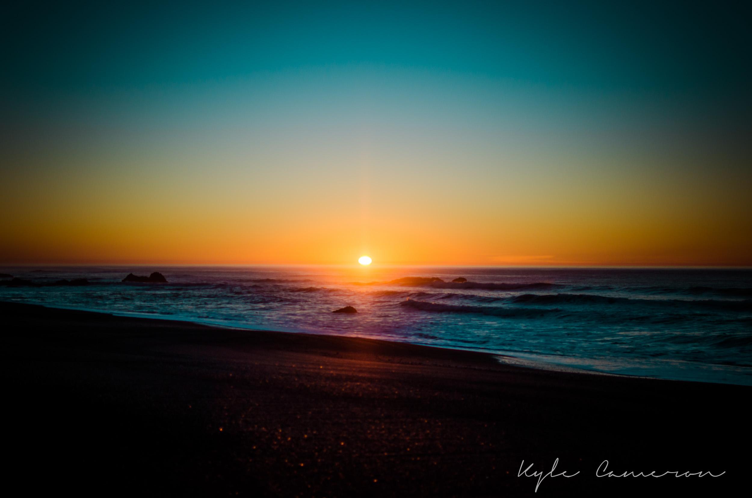 I do quite like sunsets