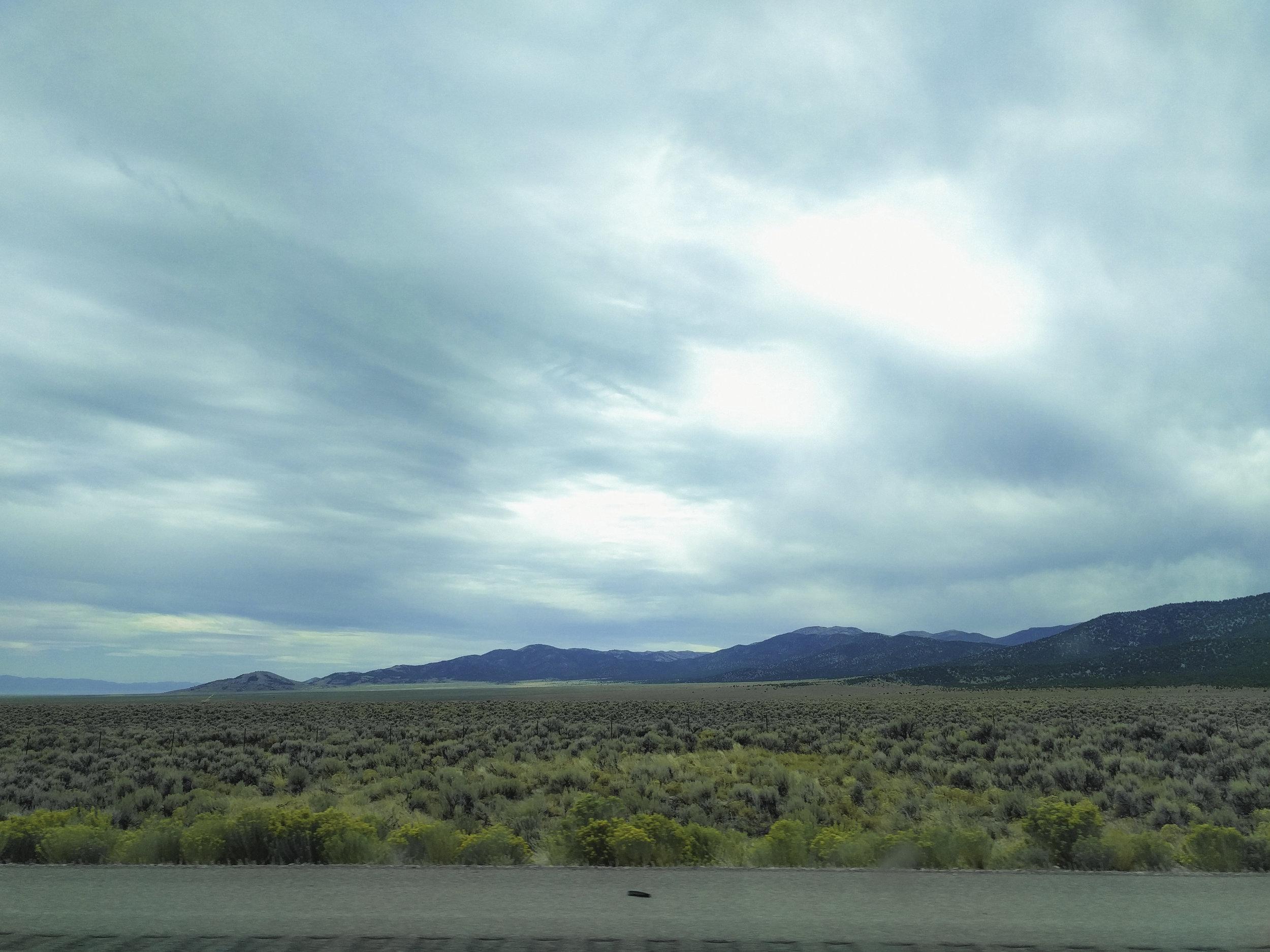 More vast nothingness