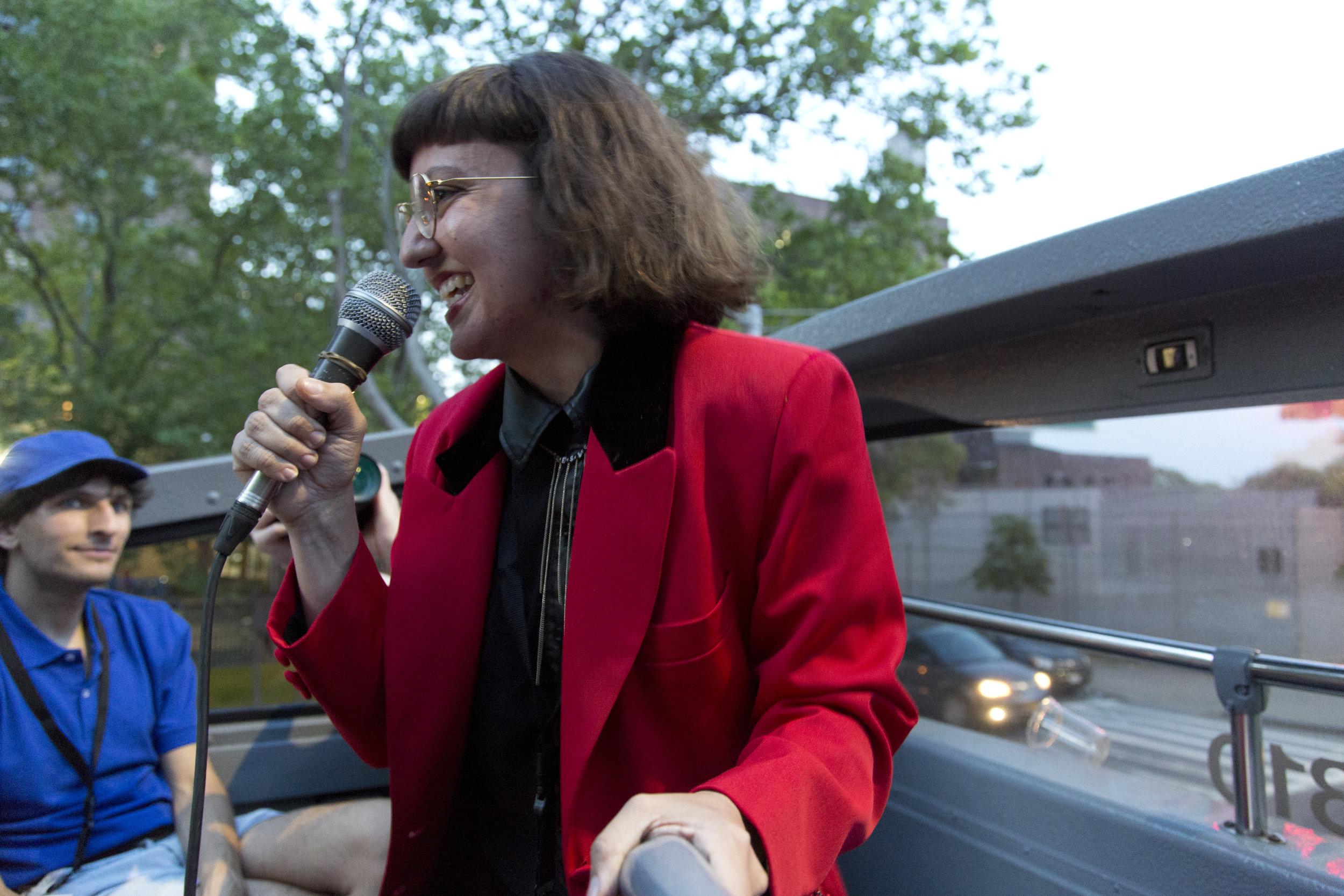 Copy of Amy Khoshbin for City Council: Van Alen