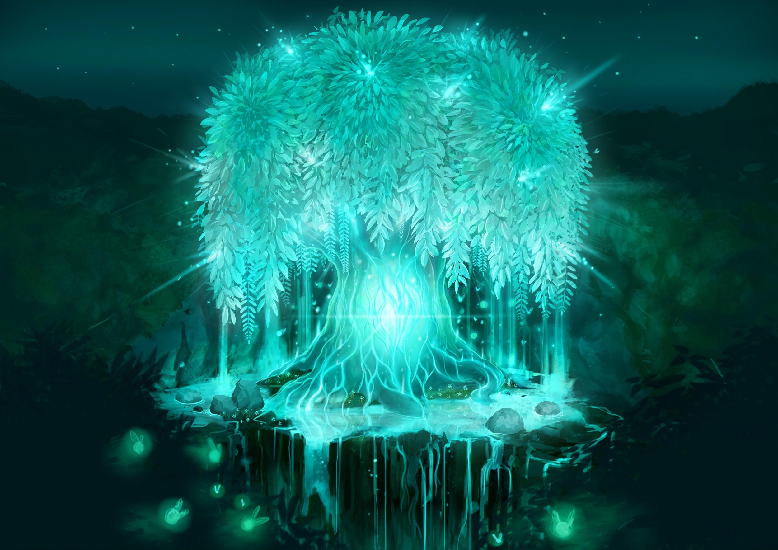 Faeria Tree