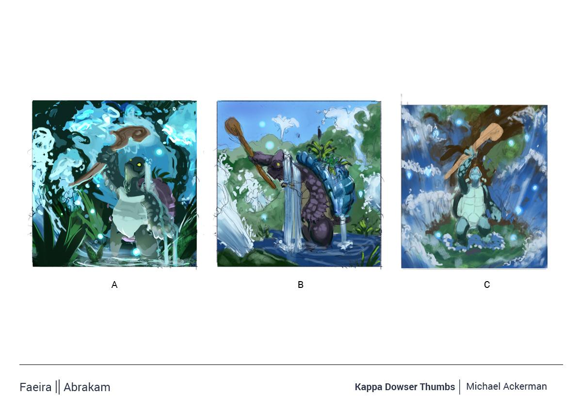 Kappa Dowser Thumbnails